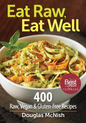 Eat Raw, Eat Well: 400 Raw, Vegan and Gluten-Free Recipes by Douglas McNish http://www.amazon.ca/dp/0778802957/ref=cm_sw_r_pi_dp_kVczub1MC1NZA