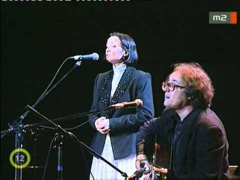 ▶ Sebő Ferenc és Sebestyén Márta - Rejtelmek ha zengenek (József Attila) 1994 - YouTube