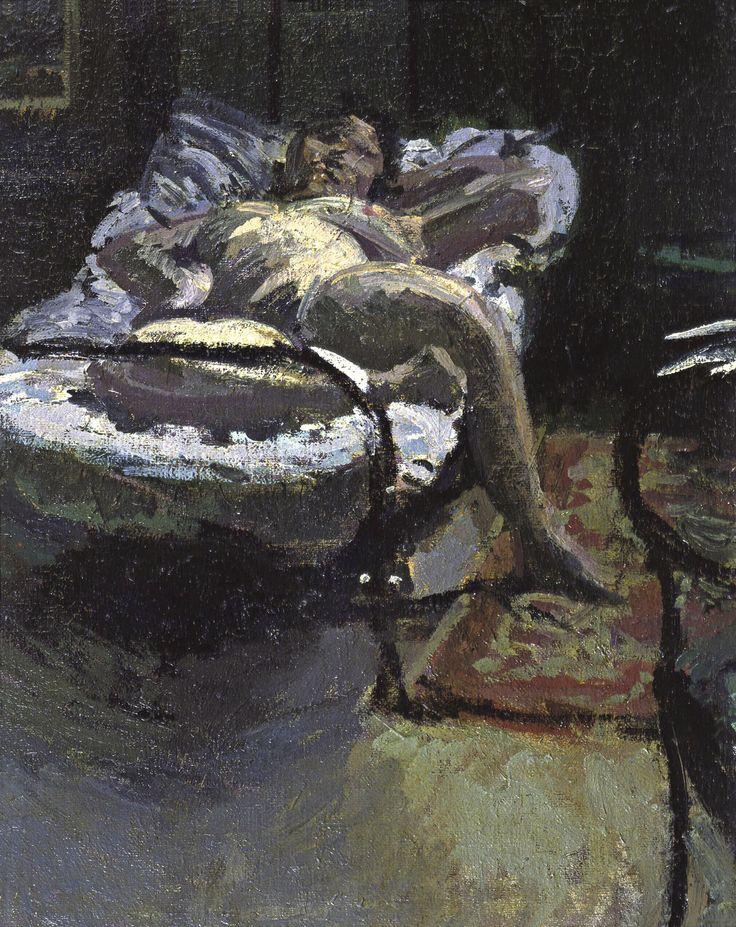 'Nuit d'été' (ca.1906) by Walter Richard Sickert