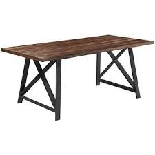 Image result for [houzz=https://www.houzz.com/photos/66023797/Zuo-Modern-Ford-Dining-Table-transitional-outdoor-dining-tables]