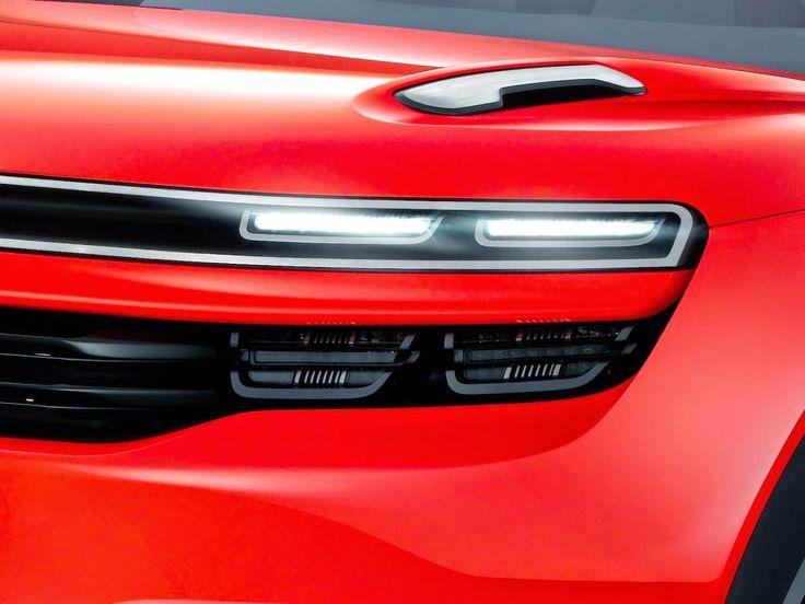Teaser / Citroën Aircross Concept (Edit) ~ citronfeng