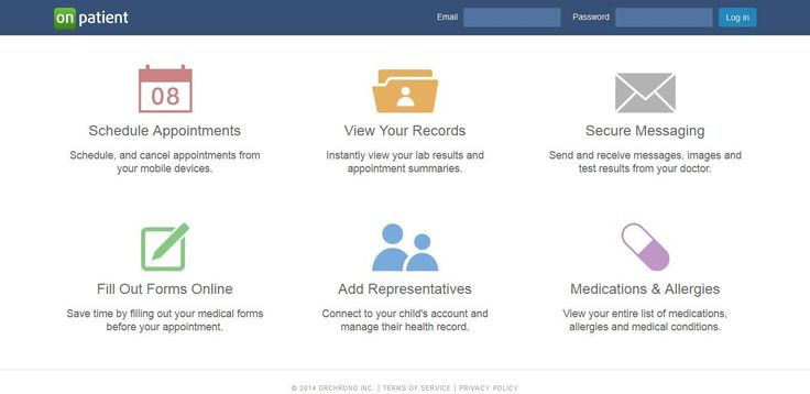 Vise Review: Keep Your Medical Records In One Place with OnPatient