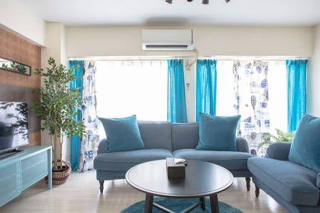 Airbnbで見つけた素敵な宿: Osaka Namba 2BR+Living for up to 6 pax free wifi - 借りられるアパート - 大阪