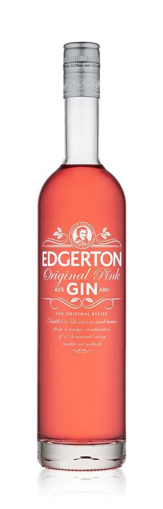 Gin Edgerton Original Pink