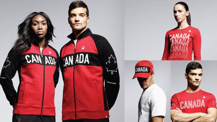 Team Canada's Rio collection unveiled by Hudson's Bay