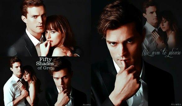 Christian Grey...Problem solved....got the Feeling Demet desires him. ...
