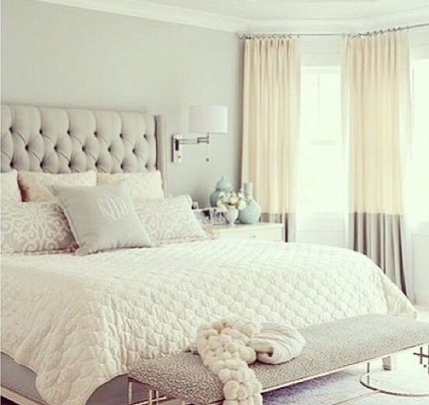 d coration chambre glamour d co chambre pinterest d coration chambre glamour et deco chambre. Black Bedroom Furniture Sets. Home Design Ideas