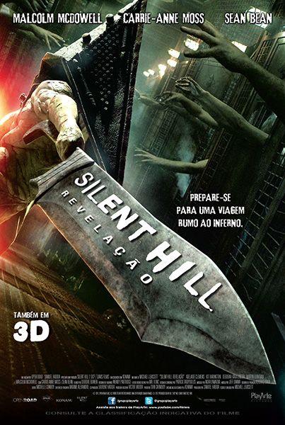 Silent Hill: Revelação: Fotos Silent Hill: Revelação : Poster