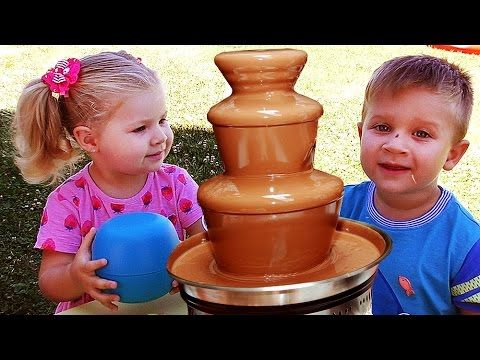 ✿ ЧЕЛЛЕНДЖ ШОКОЛАДНЫЙ ФОНТАН Chocolate Challenge Еда Сюрприз Детские Челенджи Вызов Принят Challenge    {{AutoHashTags}}