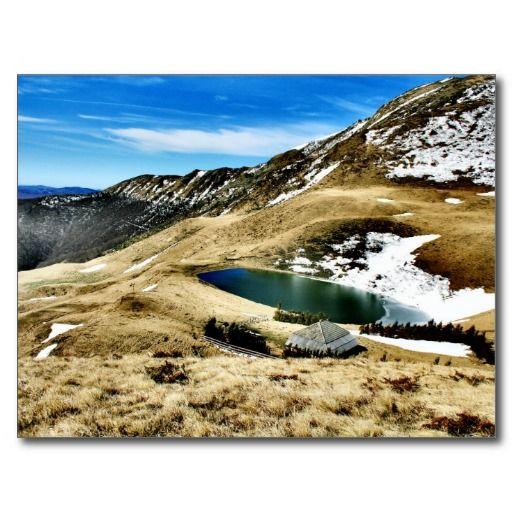 Mountain Landscape Postcards