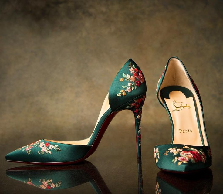 Christian Louboutin and Sabyasachi Mukherjee Collections 2016, Christian Louboutin and Sabyasachi Mukherjee Second Collections.