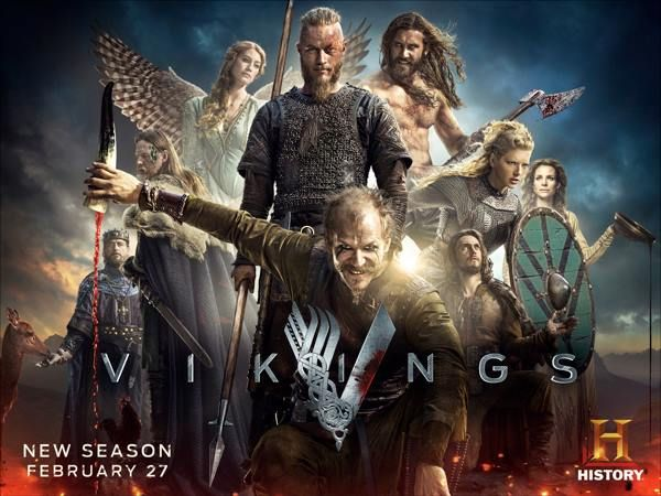 61 Best Images About Vikings Series On Pinterest