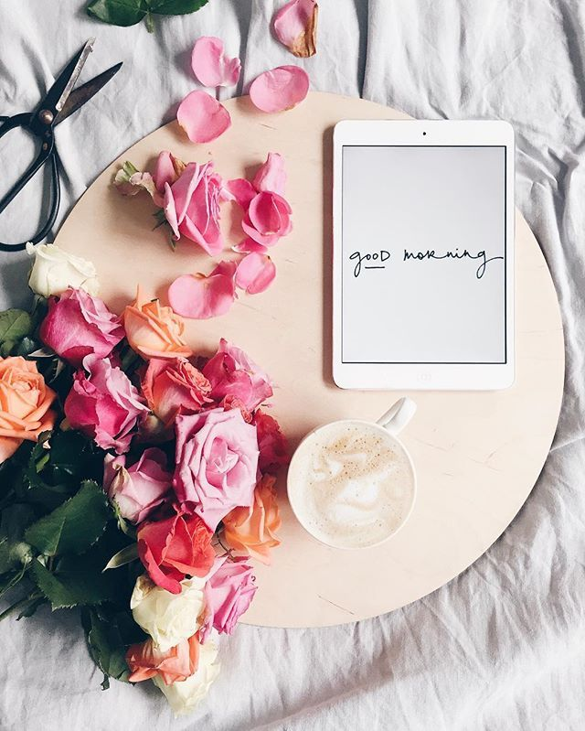 Morning Coffee -- Instagram: @midnight_mystique
