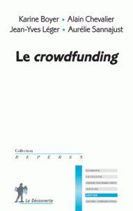 """658.152 CRO """"Le crowdfunding est le moyen de financement de projets par la """"foule"""", particuliers et entreprises. Le financement participatif est devenu une réalité mondiale de la """"finance positive"""", en forte croissance grâce à Internet."""""""