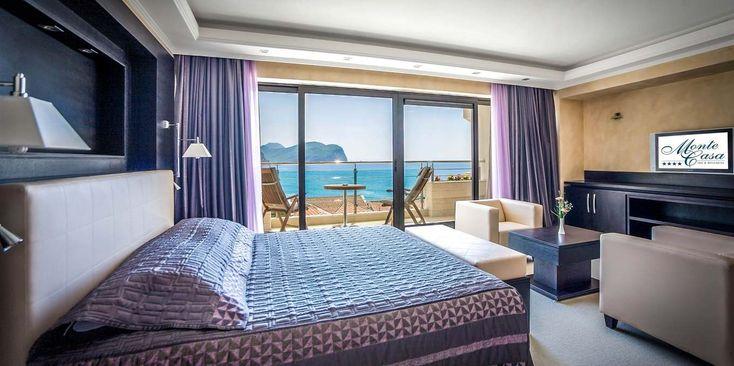 Monte Casa Spa & Wellness Hotel, Petrovac, Montenegro