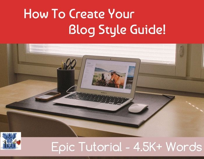 A blog Writing style guide defines your brand personality. A complete guide to Blog Writing Style guide & creating one for your blog.