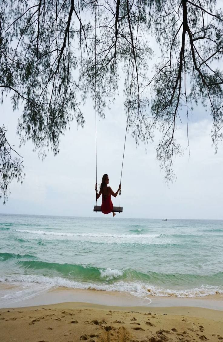 TOP 25 BEACH SWING´S