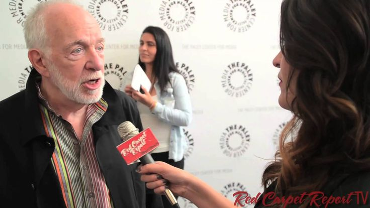 "Howard Hesseman AKA Johnny Fever at the ""WKRP in Cincinnati Reunion"" #PaleyCenter"