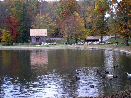 Levi Jackson State Park, London, Kentucky- Home Sweet Home