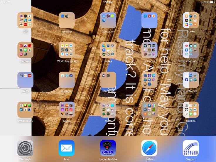 My iPad is sometimes do this