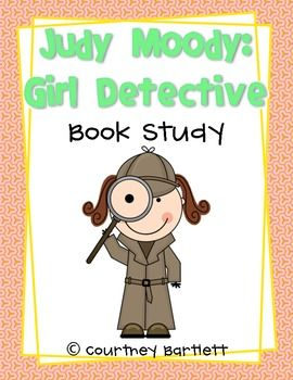 book study guide for judy moody girl detective - Judy Moody Halloween Costume