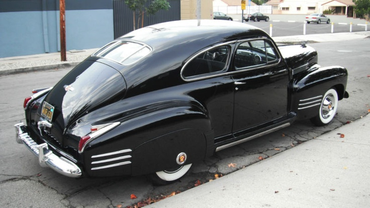 1000 images about cadillac fastback on pinterest models for 1949 cadillac fastback series 61 2 door