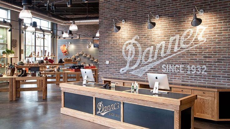 Danner - Renton | Retail Space | Pinterest | Washington Oregon