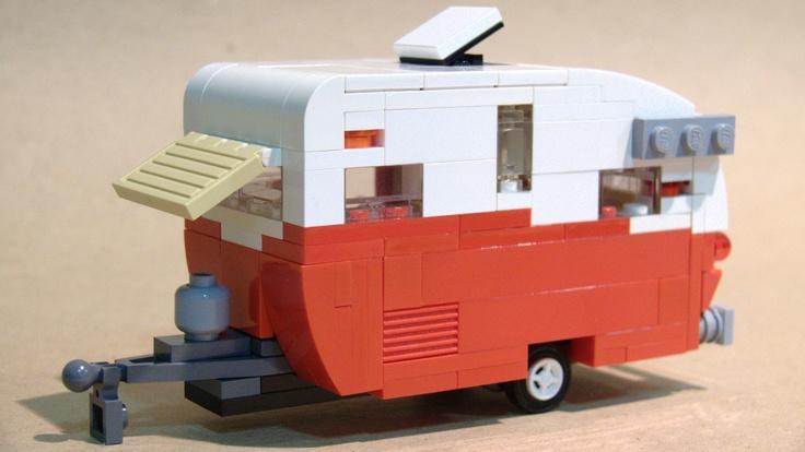 @Eileen Dawson LEGO shasta trailer