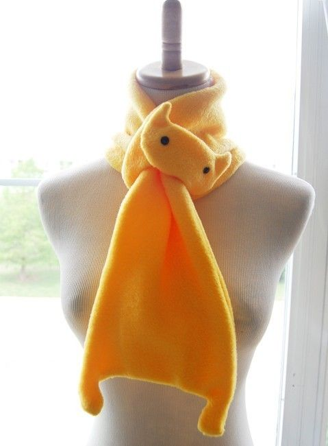 Honey Yellow Cat Scarf - adorable! I think I'm going to get a custom one in either mocha or chocolate. I can't decide!!