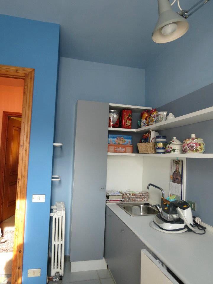 Progetto cromatico per una casa sul Lago D'Orta