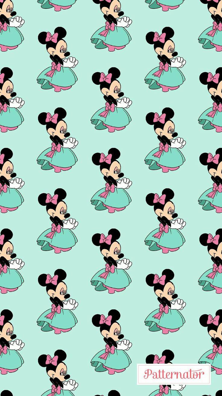 16 best nuevos fondos de mickey mouse images on pinterest - Fondos de minnie mouse ...