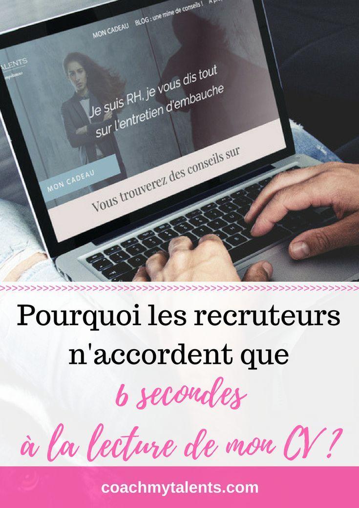 10 Astuces Pour Rediger Un Cv Qui Decroche Des Entretiens Rediger Un Cv Le Cv Exemple Lettre Motivation