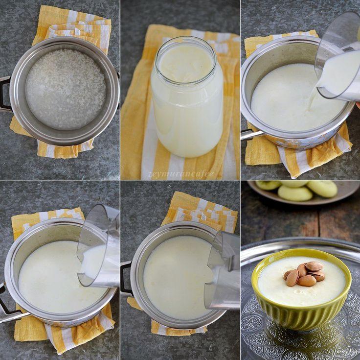 Sütlaç Yapımı