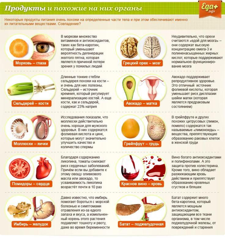 #infographics #инфографика #healthy #food #здоровая #еда