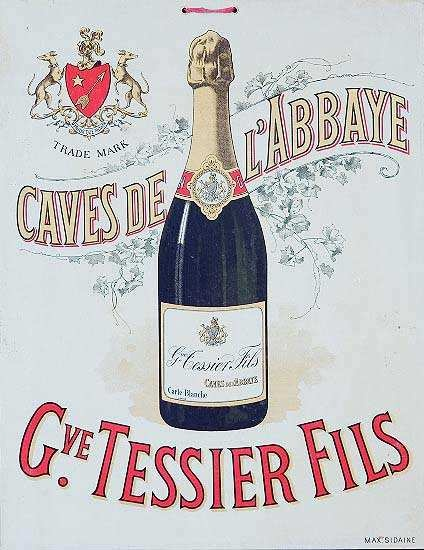 Vintage champagne poster  Blame it on the bubbly with LOKC's production of Die Fledermaus.  #flederfun #lyricoperaofkansascity