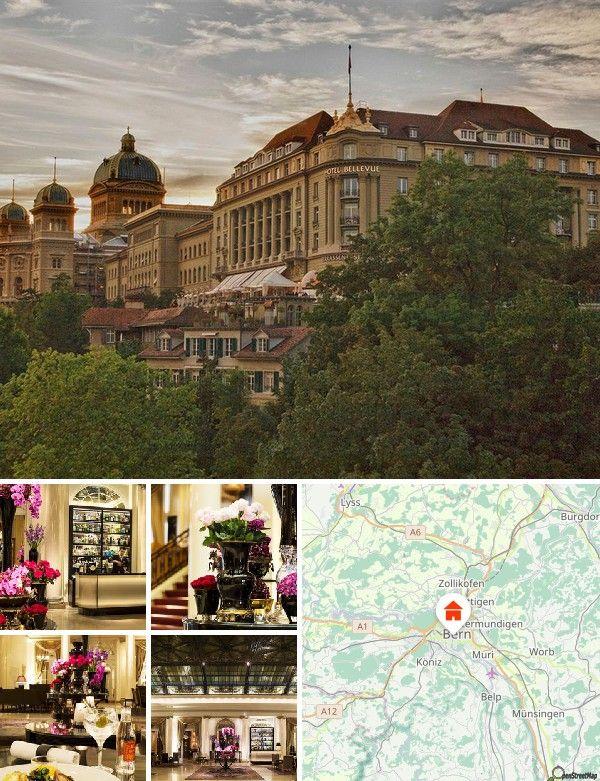 Bellevue Palace (Berna, Suíça)