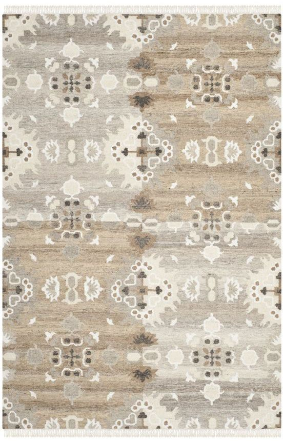 Safavieh Natural Kilim Nkm318a Grey Multi Rug Rugs Usa