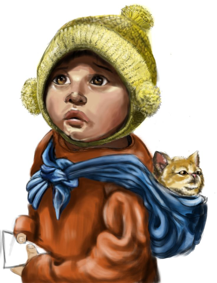 Digital painting! painted with wacom tablet!