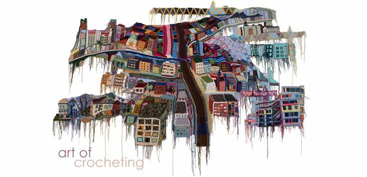 Jo Hamilton – wełniana sztuka. http://cherryballart.com/jo-hamilton-welniana-sztuka/#.UzZ5k_l5Oo0
