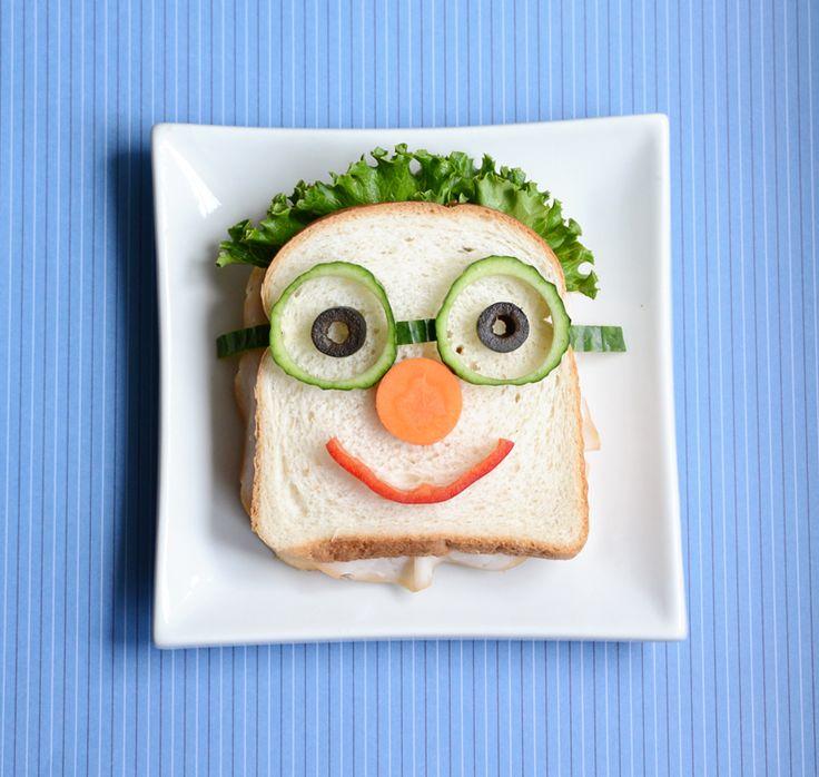 Sandwiches For Dad #meals #kids #kids #eat #kidseating #nice #tasty #food #kidsfood #dessert