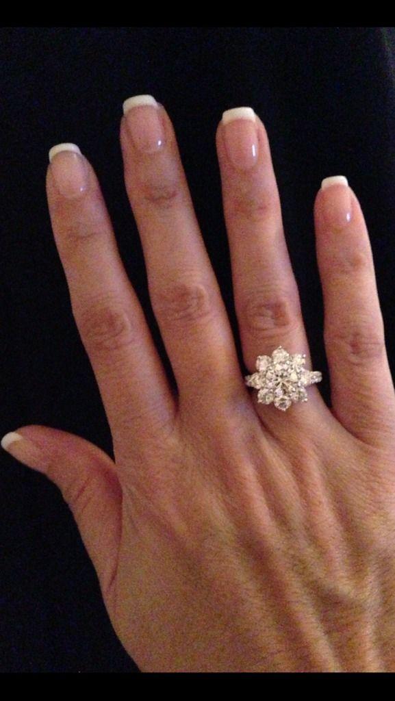 Harry Winston Lotus Ring Price