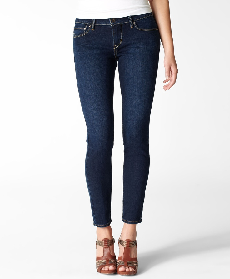 Levi\u0027s skinny jeans are the best. And they\u0027re starting to use less water