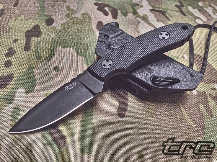 Small knife coated with almost indestructible DLC. Black Peel Ply G-10 scales. With Elmax steel this makes a great combination for everyone enjoying all black EDC blades. #trc #trcknives #12s #elmax #dlc #knives #knife #knifecommunity #blade #handmade #lithuania #knifeaddict