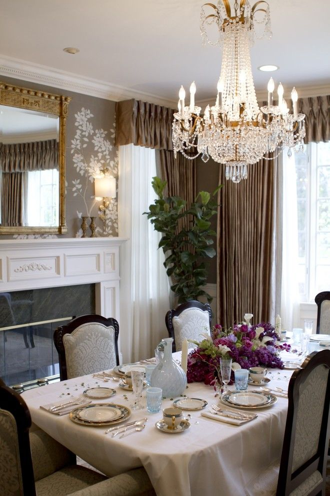 Traditional Dining Room Design, Pictures, Remodel, Decor And Ideas   Page 8