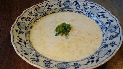 Mléková polévka - Powered by @ultimaterecipe