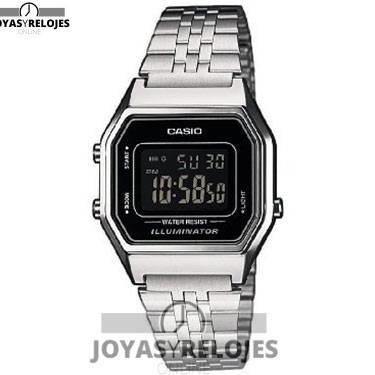 ⬆️😍✅ Casio LA680WEA-1BEF ✅😍⬆️ Maravilloso Modelo de la Colección de Relojes Casio PRECIO 24.7 € En Oferta Limitada en 😍 https://www.joyasyrelojesonline.es/producto/casio-la680wea-1bef-reloj-digital-de-cuarzo-para-mujer-con-correa-de-acero-inoxidable-color-plateado/ 😍 ¡¡Ofertas Limitadas!!