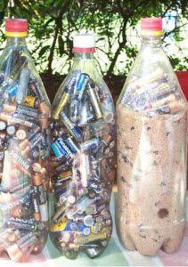 Cómo deben tirarse las pilas para no contaminar el planeta - EcoPortal.net