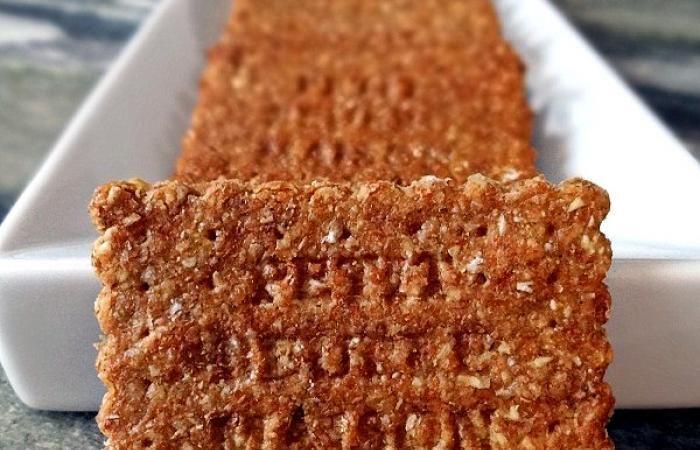 Régime Dukan (recette minceur) : Biscuits de sons maison #dukan http://www.dukanaute.com/recette-biscuits-de-sons-maison-7014.html