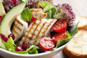 5 Delicious & Healthy Salads