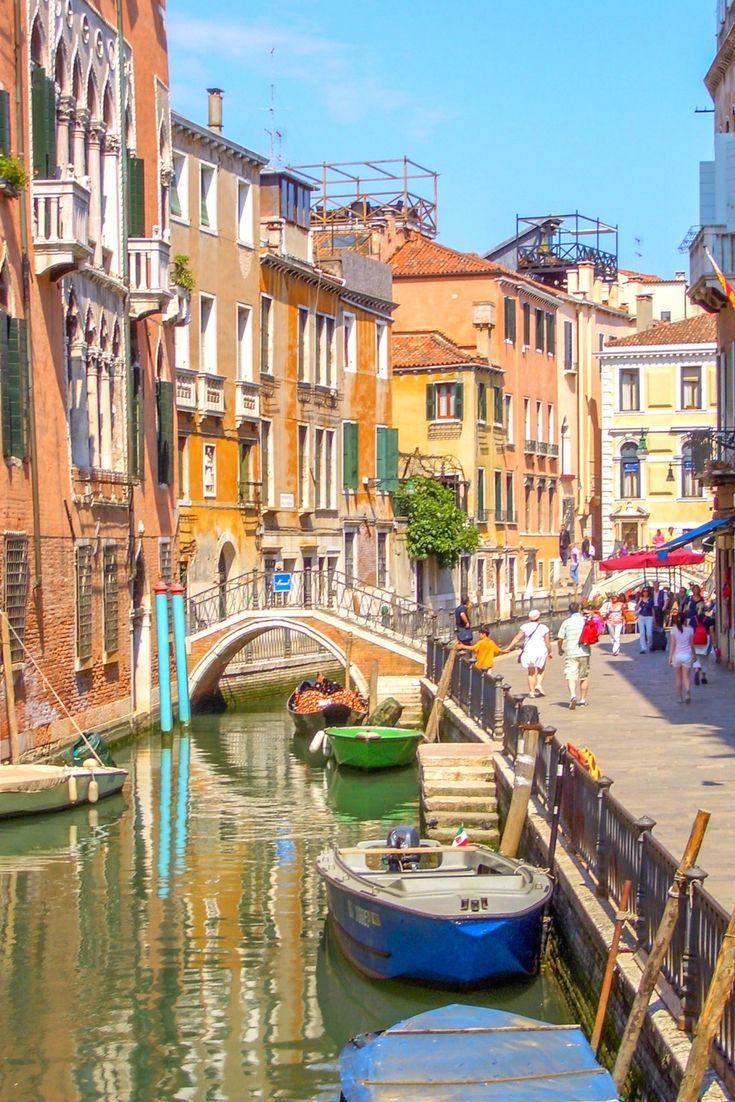 In Love With Venice Venedig Italien Reisen Urlaub
